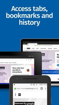 Firefox: el navegador seguro captura de pantalla de la apk
