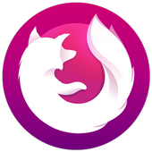 Firefox Klar: The privacy browser icon