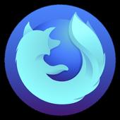 ikon Firefox Rocket – Peramban Web Cepat dan Ringan