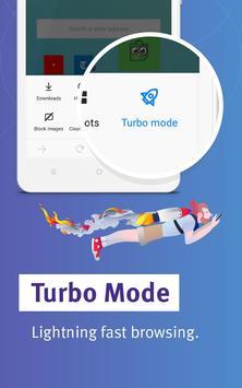 Firefox Rocket screenshot 1