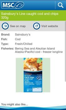 Seafood Finder screenshot 3