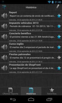 Godelleta - Report apk screenshot