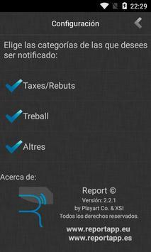 lafontdencarros - Report apk screenshot