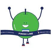 TCS NYC Marathon Sticker Pack icon