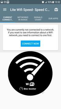 Lite Wifi Booster - Net Booster Check 2018 apk screenshot