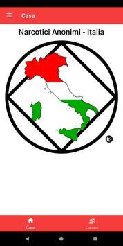 NA Italia poster