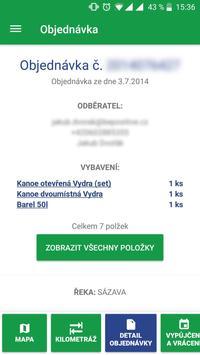 Dronte půjčovna screenshot 1