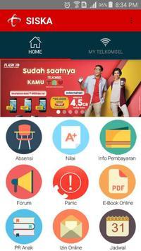 SISKA Mobile poster