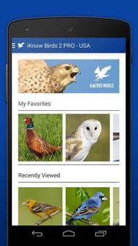 iKnow Birds 2 LITE - USA screenshot 1
