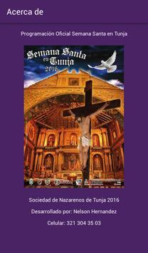 Semana Santa en Tunja apk screenshot