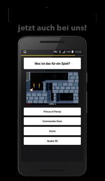 NerdQuiz das Duell / GeekQuiz apk screenshot