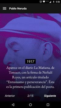 Pablo Neruda screenshot 1