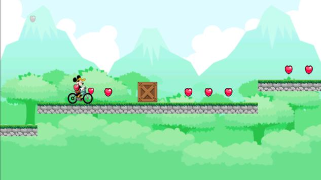 Speed Micky Mouse apk screenshot