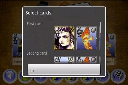 Triple Triad Trials Lite apk screenshot