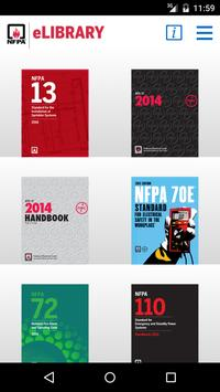 NFPA eLibrary apk screenshot
