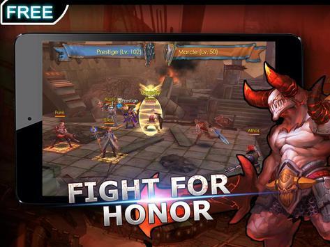 War of Krystal apk screenshot