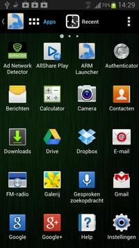ARM Launcher apk screenshot