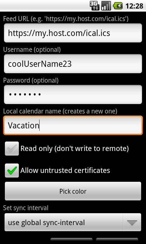 ICSSync for Android - APK Download
