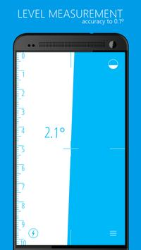 बुलबुला स्तर, Level tool स्क्रीनशॉट 8