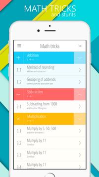 Math games, Mathematics screenshot 14