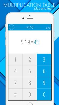 Math games, Mathematics screenshot 1