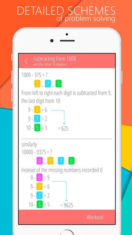 Mathematische Tricks, Mathe APK-Download - Kostenlos Lernspiele ...