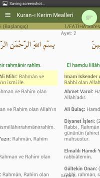 Kuran Mealleri, NobleQuran.org apk screenshot