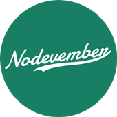 Nodevember icon