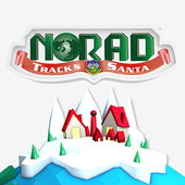 NORAD Tracks Santa icon