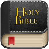 The Holy Bible Offline, Text, Image, Audio Share icon