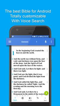 The Holy Bible Offline, Text, Image, Audio Share poster