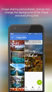 The Holy Bible Offline, Text, Image, Audio Share screenshot 1