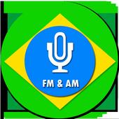 Rádios do Brasil アイコン