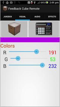 Feedback Cube Remote 截圖 4