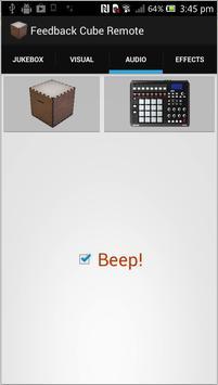 Feedback Cube Remote 截圖 5