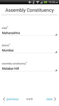 Vote For A Better India apk screenshot