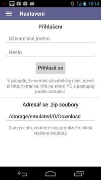 Trance pro mobil screenshot 2