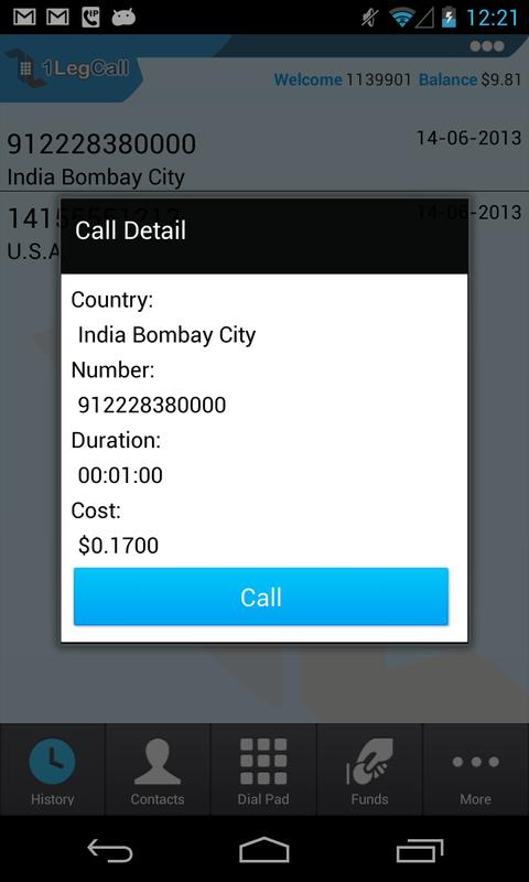 1legcall for android apk download.