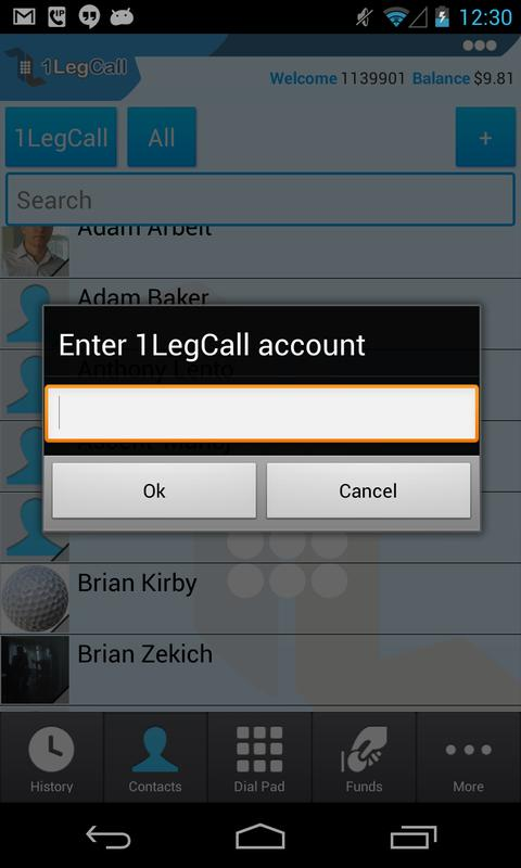 1legcall voip dialer free download of android version | m.