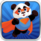 Super Panda Jumper icon