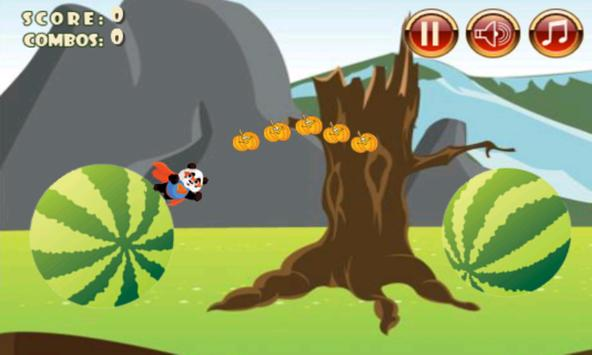 Super Panda Jumper screenshot 2