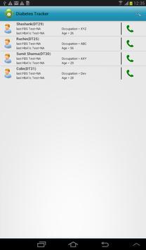 Diabetes Tracker apk screenshot