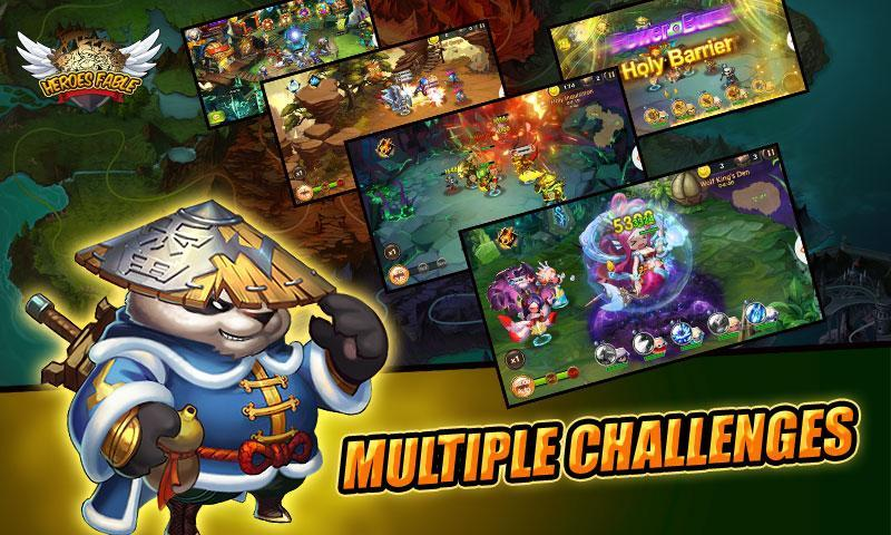 Heroes Fable for Android - APK Download