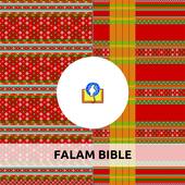 Falam Bible biểu tượng