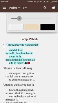 Khualsim Bible screenshot 2