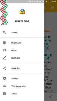 Lhaovo Bible apk screenshot