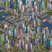 OpenTTD icon