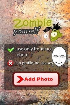 Zombie Yourself apk screenshot