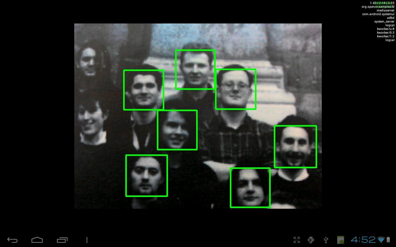 OpenCV Face Detection for Android - APK Download