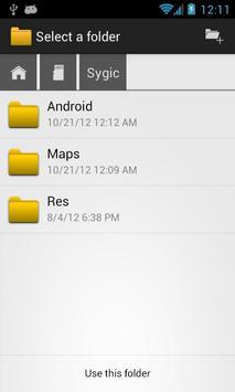 OI File Manager imagem de tela 3
